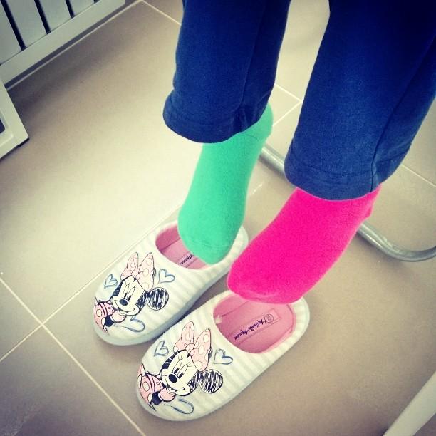 farklı çorap